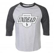 tričko pánské s 3/4 rukávem HOLLYWOOD UNDEAD - L.A. CREST - PLASTIC HEAD - PH9612LSB