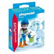 Playmobil Special Plus - Escultora De Hielo C/ Acc - 5374