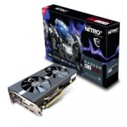 Видео карта AMD Radeon RX 580, 8GB, Sapphire NITRO+ Radeon RX 580 4GD5, PCI-E 3.0, GDDR5, 256 bit, 2x Display Port, 1x HDMI, 1x DVI
