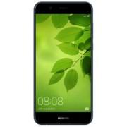 "Telefon Mobil Huawei Nova 2 Plus, Procesor Octa-Core 2.36GHz/1.7GHz, LPTS IPS LCD Capacitive touchscreen 5.5"", 4GB RAM, 64GB Flash, Camera duala 12MP + 8MP, 4G, Wi-Fi, Dual Sim, Android (Albastru)"