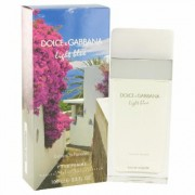 Light Blue Escape To Panarea For Women By Dolce & Gabbana Eau De Toilette Spray 3.3 Oz