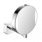Emco Rasier- und Kosmetikspiegel 109506011 chrom, beidseitig verspiegelt, LED Beleuchtung
