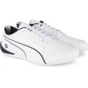 Puma BMW MS Drift Cat 7 Sneakers For Men(White)