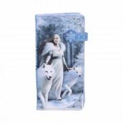 Anne Stokes - Winter Guardians dombornyomott pénztárca
