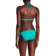 Trina Turk Gypsy High Neck Bikini Top TURQUOISE