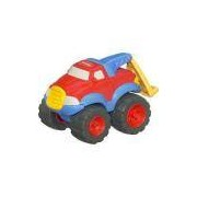 Carro Que Vibra Rumblin Tow Truck - Plaskool