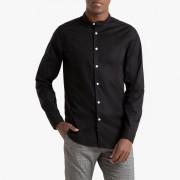 LA REDOUTE COLLECTIONS Hemd mit Stehkragen und langen Ärmeln, Extra-Slim-Fit