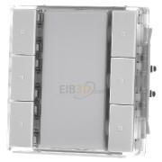 5WG1223-2AB14 - Taster 3-Fach mit LED/Temp. 5WG1223-2AB14, Aktionspreis