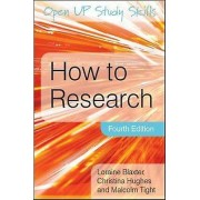 How to Research by Loraine Blaxter & Christina Hughes & Malcolm Tight