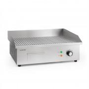 Klarstein Grillmeile 3000G, elektromos grill, 3000 W, grill lap, 54,5 x 35 cm, bordás felületű (TK56-Grillmeile-3R)