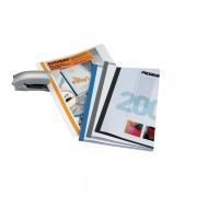 Cartellina per rilegatura Durabind Durable azzurro 2250-06 (conf.25)