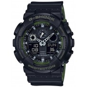 Ceas barbatesc Casio GA-100L-1AER G-Shock 51mm 20ATM