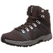 Reebok Men's Outdoor Voyager Mid Brown,Grey And Black Running Shoes - 11 UK/India (45.5 EU) (12 US)