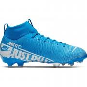 Nike Mercurial Superfly 7 Academy FG/MG Kids Blue Hero