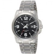 Casio Enticer Analog Black Dial Men's Watch - MTP-1314D-1AVDF (A550)