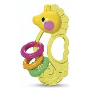 Fisher-Price Ocean Wonders Seahorse Rattle