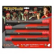 Marshmallow Fun Zombies Straight Shooter (4-Pack)