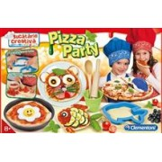 Set Joaca - Pizza Party - Clementoni Cl60188