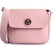 Lino Perros Sling Bag(Pink)