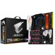 Tarjeta Madre AORUS ATX GA-Z270X-GAMING 9, S-1151, Intel Z270, HDMI, USB 3.0, 64GB DDR4 para Intel