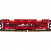 DDR4, 4GB, 2400MHz, Crucial Ballistix Sport LT, CL16 (BLS4G4D240FSE)