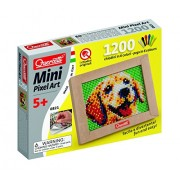 Quercetti Mini Dog Pixel Art