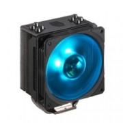 Охлаждане за процесор Cooler Master Hyper 212 RGB Black Edition, съвместимост със сокети LGA 2066/2011-v3 /2011/1151/1150/1155/1156/1366 & AMD AM4/AM3+/AM3/AM2+/AM2/FM2+/FM2/FM1