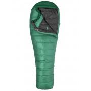 Marmot Palisade - Sage Green/Deep Forest - Sacs de Couchage Duvet Reg: 6'0'' / RZ