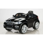 Džip na akumulator za decu BMW X6 model 229 crni