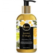 Oriental Botanics Bath Body Oil (Jasmine Mogra) - 200ml