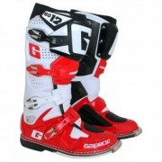 Gaerne Sg12 White / Red / Black