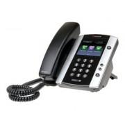 Polycom VVX 500 - Téléphone VoIP - SIP, RTCP, RTP, SRTP - multiligne