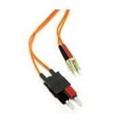 C2G Low-Smoke Zero-Halogen - Patch-kabel - LC