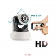 Camera IP Wireless cu filmare HD SM6203 + MicroSD 16Gb