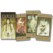 tarot kártyák LUIS ROYO - Labyrinth Tarot - FOU03