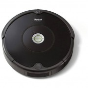 Irobot 606 Roomba Robot Aspirapolvere Senza Sacchetto Capacità 0.6 Litri Colore