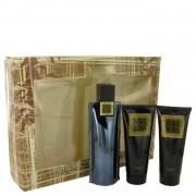 Bora Bora by Liz Claiborne Gift Set -- 3.4 oz Cologne Spray + 3.4 oz Body Moisturizer + 3.4 oz Hair & Body Wash