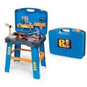 Детска работилница с инструменти в куфарче, SMOBY