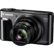 Canon PowerShot SX720 HS Aparat Foto 20.3MP Full HD Negru