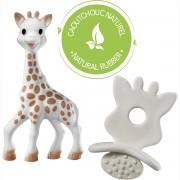Sophie La Girafe Conjunto brinquedo + anel de dentição, 616624bege- TAMANHO ÚNICO