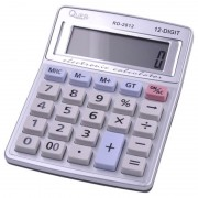 Calculator electronic RD-2812 Quer, 12 cifre, ecran LCD