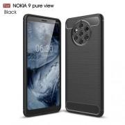 Husa Nokia 9 PureView TPU Carbon Neagra