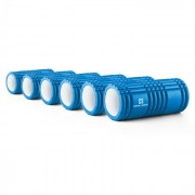 Capital Sports Caprole 1, masaj Roller 33 x 14 cm albastru (PL-6x8751)