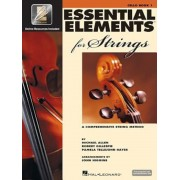 Essential Elements 2000 for Strings, Book 1: A Comprehensive String Method [With CD and DVD], Paperback