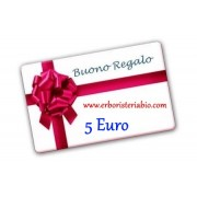 Buono Regalo 5 Euro