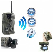 Fototrappola LTL ACORN 6210MG GPRS HD 1080 Hunting Camera GSM 6210MMS Trial Scouting Scout Invio SMS MMS E-MAIL Ir led infrarossi 940nm Invisibili Batteria 6 Mesi Waterproof