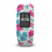 Bratara Fitness Garmin Vivofit Jr. Real Flower