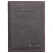 2005418 Zippo bőr útlevél tartó