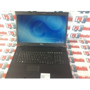 "Laptop Fujitsu LI 3910 Dual-Core 2GB HDD 160GB 18.4"" Webcam Wi-fi"