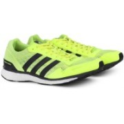 ADIDAS ADIZERO ADIOS M Running Shoes For Men(Green)